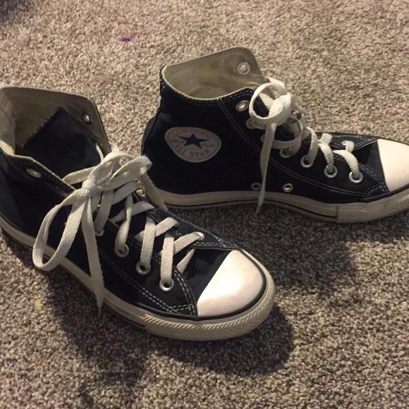 0cb9089cb34f24 converse Shoes - Allstar converse high tops. Men s size 5 women s 7